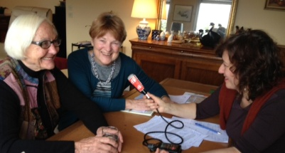 Interview with Alison Hird, RFI
